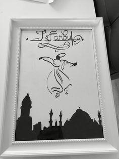 islamic calligraphy Istanbul