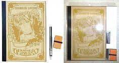 Diabolik Lovers Notebook Type Blackboard SHU Chara-Ani Idea Factory Licensed