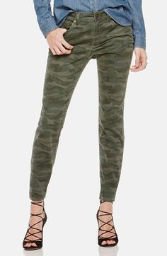 The Case for Camo!  These camo pants are great!