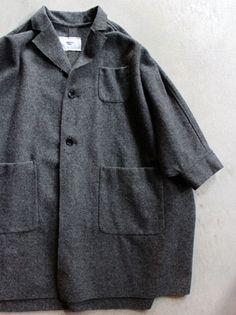 オールドマンズテーラー 通販 / OLDMAN'S TAILOR,TRAVAIL MANUELなど、リネン,コットン,ダブルガーゼ等の天然素材を使った洋服と鞄を大阪 南堀江で扱っております。