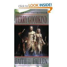 Faith of the Fallen (Sword of Truth, Book 6): Terry Goodkind