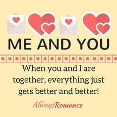 Love You All, You And I, Love Her, Romance Quotes, Fun Adventure, Love Thoughts, Romance And Love, Endless Love, Love Quotes For Her