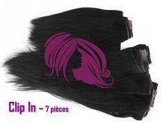 """Les Clip'In sont enfin disponibles sur le site !  Vendus par lot de 7 pièces, c'est une solution très économique. Pas de pose à payer, un seul lot pour une tête complète...  On vous remet le tuto !!! https://www.youtube.com/watch?v=fu7AG2_KAEg  Sur le site choisissez votre style, votre cheveu, votre longueur et sélectionnez """"Clip In"""" en mode de fixation.  www.allextensions.fr 0826.816.806"""