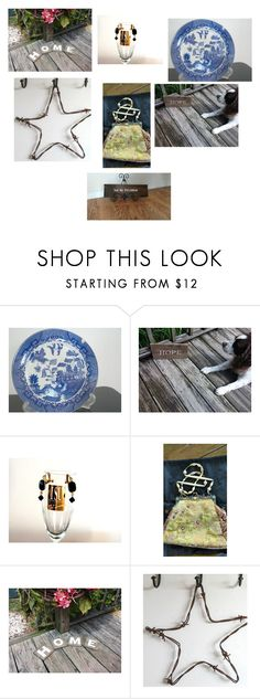 """All About Me"" by rocky-springs-vintage ❤ liked on Polyvore featuring interior, interiors, interior design, home, home decor, interior decorating, Mary Frances Accessories and vintage"