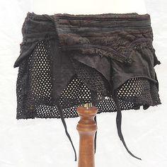 Gypsy Jungle Wrap Skirt Short Tribal Festival Goa Boho Ethnic Psy Trance (S2) - Google Search