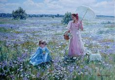 Alexander Averin - #Painter from #Russia