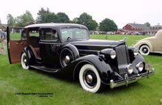 1936 Packard Eight Touring Sedan