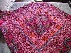 Marrakech Rose quilt