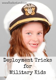 Deployment Tricks for Military Kids - How do you help your milkids through deployment?