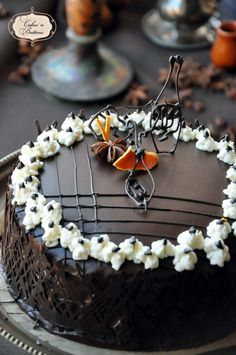 Amandina cake