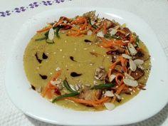 Zöld felesborsó krémleves Hummus, Risotto, Ethnic Recipes