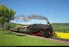 RailPictures.Net Photo: 97 501 Untitled Steam 0-10-0 at Fützen, Germany by Richard Behrbohm