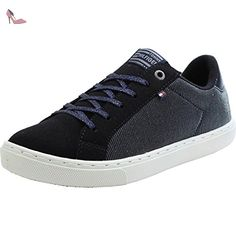Tommy Hilfiger Woolie Jr 2C Midnight Textile 39 EU - Chaussures tommy hilfiger (*Partner-Link)