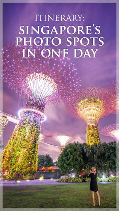 Singapore Travel Guide and Itinerary of Photography Locations by The Wandering Lens