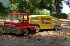 Remembering toy trucks. :-)