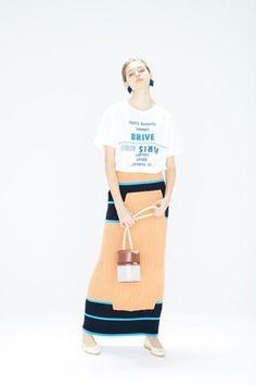 シアタープロダクツ(THEATRE PRODUCTS) 2019年春夏 ウィメンズ コレクション  - 写真26 Polo Shirt, Polo Ralph Lauren, Theatre Products, Mens Tops, Shirts, Clothes, Collection, Fashion, Outfits