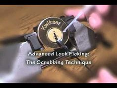 Professional Lock Picking Basic and Advanced Techniques