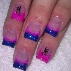 Browning nails !! WANT !!