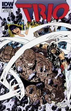 John Byrne returns, and is Northstar's wedding really such big news?