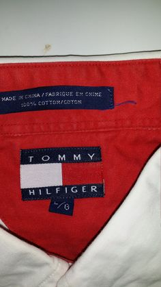 TOMMY HILFIGHER by devoteevintage on Etsy