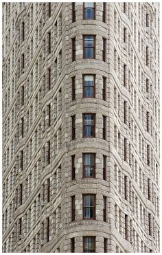 The Flat Iron building, NYC
