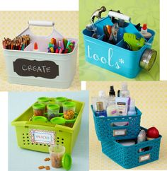 Over 130 Organization tips for your home. Excellent Ideas