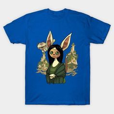 Momo Lisa - Mens T-Shirt