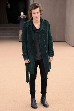"""Harry Styles - """"Vote for GQ Readers' Best-Dressed Man 2015 - GQ.co.uk"""""""