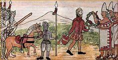"""Cómo los indígenas dejaron de ser bestias """"gracias a la conquista - Cultura Colectiva"""
