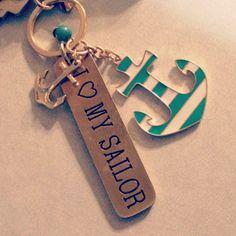 I love my sailor! #navygirlfriend #navywife #milspouse