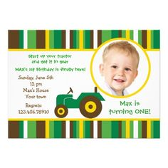 Get free template 2 year old birthday party invitation wording tractor farm photo birthday party invitations filmwisefo