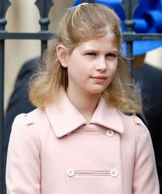 Lady Louise Windsor, Easter 2015