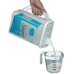 "Bag in Sugar Dispenser (Clear) (10""H x 9""W x 5""D):Amazon:Home & Kitchen"