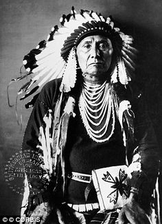 It does not require many words to speak the truth. -Chief Joseph