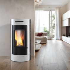 Browse our Wood stoves catalogue and choose among our models the one that fits your needs. Water Heating, Home Appliances, Cottage, Building, Modern, House, Design, Home Decor, Wood Stoves
