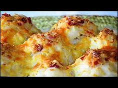 Coliflor gratinada, receta casera - Cocina familiar | Cocina familiar