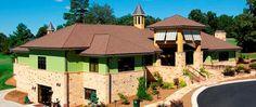 Rock Barn Spa facilities in western North Carolina.