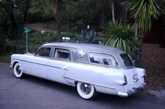 1953 Packard Combination Hearse-Ambulance ~