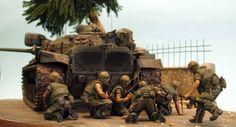 #scale #model #vietnam #diorama