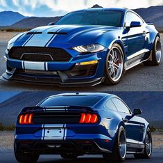 Bad-ass Ford Mustang Super Snake