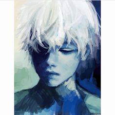 mikahlaart: kaneki drawing from last night Kaneki, Manga Art, Anime Manga, Anime Art, Sad Anime, Anime Guys, Otaku, Ken Tokyo Ghoul, Boy Art
