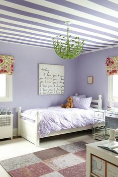 15 Fantastic Shabby Chic Kids Room Interiors Your Kids Will Adore