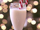 #Peppermint Drink: 1 part vanilla vodka, 1 part white choco liqueur, 1 part peppermint schnapps. Shake & garnish with a candy cane.