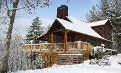 Sunset Vista Cabin, Quality, large Blue Ridge Cabin Rental, Views