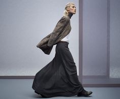 Look 10 from Bruno Cucinelli