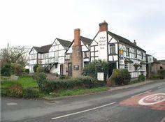 The Green Man Inn, Fownhope, Hereford, Herefordshire