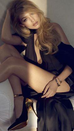 Gigi Hadid Vogue Brazil July 2015