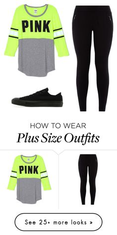 """""""Untitled #234"""" by animalplanetfreak on Polyvore featuring Converse"""