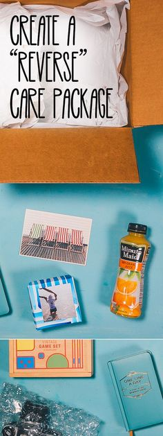 """Looking for a way to tell your parents they're #doingood? A """"Reverse"""" Care Package is a fun and unexpected surprise. Find inspiration for yours on our blog."""