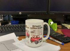 Suzuki Samurai custom sublimated mug | Etsy